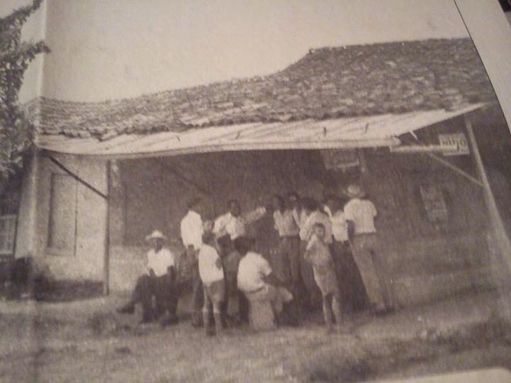 Pulpería, hoy bar El Almendro.